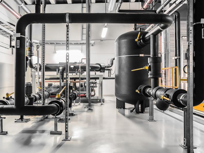 מערכות מיזוג תעשייתי