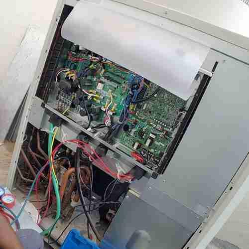 הפעלת המערכת המורכבת - מיצבושי מיזוג אוויר
